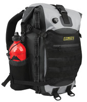 Nelson-Rigg Hurricane 20L Waterproof Backpack/Tail Pack