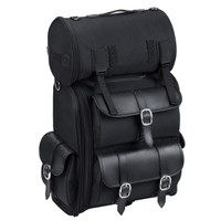 Vikingbags New Leather Motorcycle Tail Bag