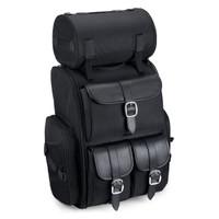Vikingbags Extra Large Plain Motorcycle Tail Bag