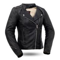 First Classics Women's Black Widow Jacket