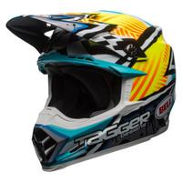 Bell Moto-9 MIPS Tagger Asymmetric Helmet