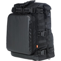 Biltwell EXFIL-80 Black Motorcycle Bag