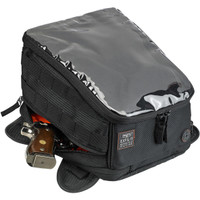 Biltwell EXFIL-11 Black Motorcycle Bag 09