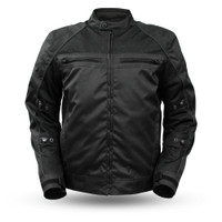 First Classics Men's Textile Explorer Jacket