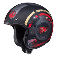 HJC IS-5 Star Wars Poe Dameron Helmet