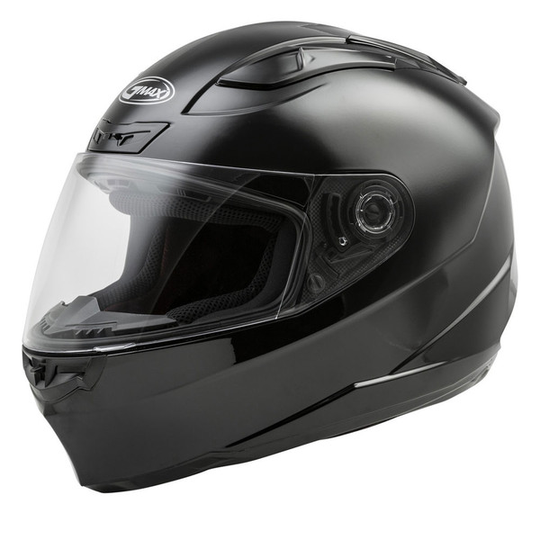 G-Max FF-88 Full Face Solid Street Helmet Main View