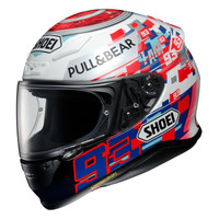 Shoei RF-1200 Marquez Power Up Helmet 1