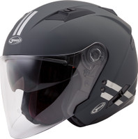 G-Max OF-77 Open Face Downey Helmet