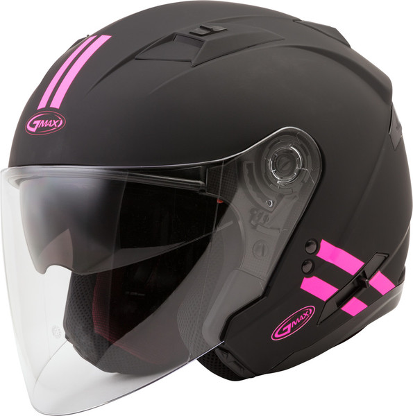 G-Max OF-77 Open-Face Downey Helmet
