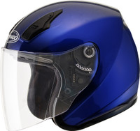 G-Max OF-17 Open Face Scooter Helmet