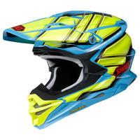 Shoei VFX-EVO Glaive Helmet Yellow