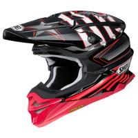 Shoei VFX-EVO Grant 3 Helmet Red