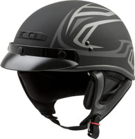 G-MAX GM35 Helmet - Fully Dressed Derk - 2018 Model
