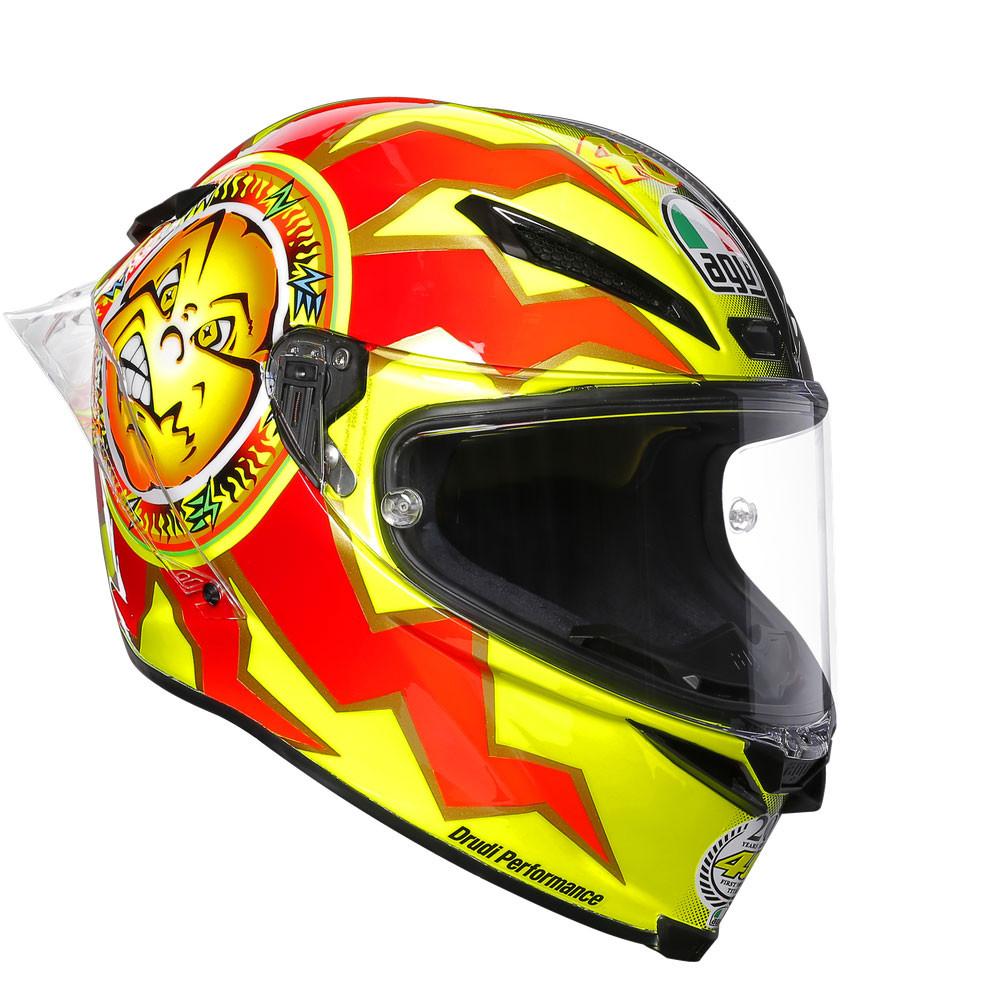 1da31852 AGV Pista GP-R Rossi 20 Year LER Helmet - Motorcycle House