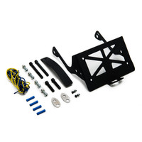Vikingbags Sportster Licence Plate and Turn Signal Relocation Kit