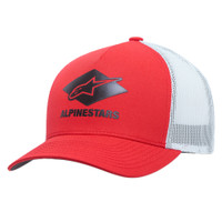 Alpinestars Diamond Red Hat