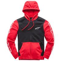 Alpinestars Zip Mach Hoody Red