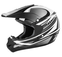 Cyber UX-23 Dyno Off Road Helmet For Men's Silver View