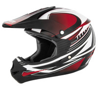 Cyber UX-23 Dyno Off Road Helmet For Men's Red View