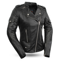 First Classics Tantrum Women's Leather Jacket