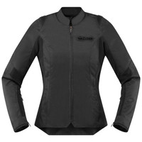 Icon Overlord SB2 Stealth Women's Jacket 1