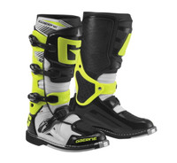 Gaerne SG-10 Boots For Men's Grey/Black/Yellow View
