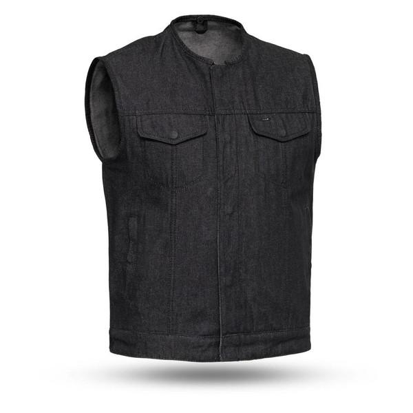 First Classics Haywood Textile Vest For Men
