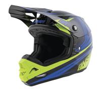 Answer AR-3 Charge Helmets Black/Hyper Acid