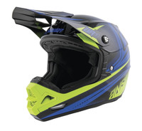 Answer AR-3 Charge Helmets Black/Hyper Acid