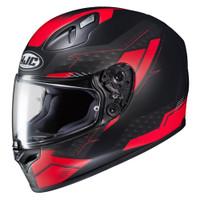 HJC FG-17 Talos Full Face Helmet For Men Red View