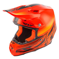 Fly Racing Dirt F2 Carbon MIPS Cold Weather Shield Helmet