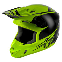 Fly Racing Dirt Youth Kinetic Sharp Helmet