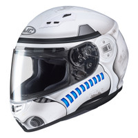 HJC CS-R3 Storm Trooper Star Wars Full Face Helmet