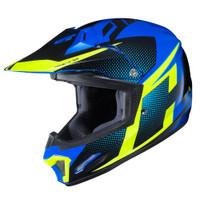 HJC CL-XY II Youth Argos Full Face Helmet Blue View