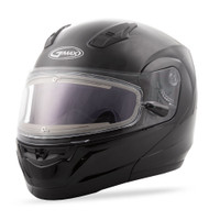 GMax MD-04S Solid Helmet W/Electric Shield