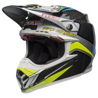 Bell Moto-9 Carbon Flex Pro Circuit 2019 Replica Helmet