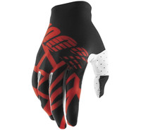 100% Men Off Road Celium 2 Gloves Red View