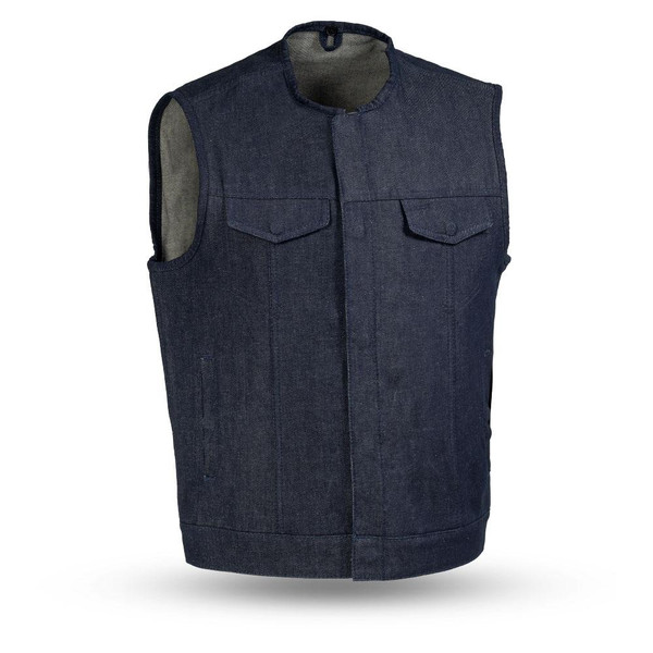 First Classics Haywood Blue Denim Jacket For Men