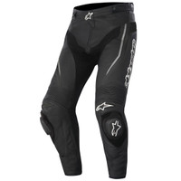 Alpinestars Track Airflow Leather Pants Black