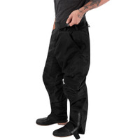 Viking Cycle Saxon Motorcycle Trousers for Men Side View