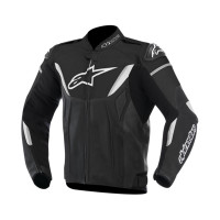 Alpinestars GP-R Leather Jacket White