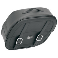 Saddlemen Drifter Saddlebag with Shock Cutaway-1
