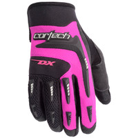 Cortech Dx 2 Ladies Glove Pink