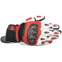 Alpinestars SPX Air Carbon Gloves Red