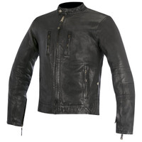 Alpinestars Oscar Brass Leather Jacket 1