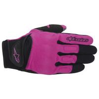 Alpinestars Stella Spartan Gloves Pink/Black