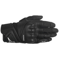 Alpinestars Stella Baika Gloves Black Front