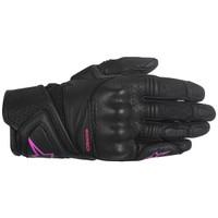 Alpinestars Stella Baika Gloves Black/Pink Front