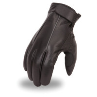 First Racing Cruiser Gloves with Reflective Pipping