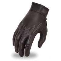 First Racing Ladies Gel Palm Driving Gloves